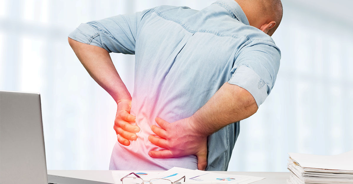 Back pain in office back pain office; blog: what is causing my lower back pain